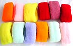 Assorted color stretchy wrist wrap, randomly pick color