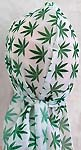 Tropical tree design ultra stretch, breathable, wrinkle free polyester fashion durag with long tail, each durag comes in its own clear package ready for rack display, one size fits all